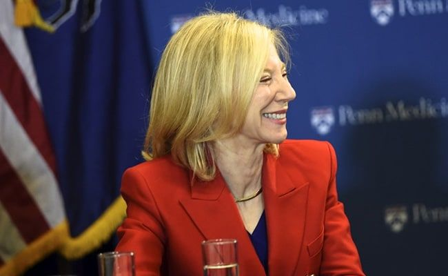 Biden To Nominate Academic Amy Gutmann As US Ambassador To Germany