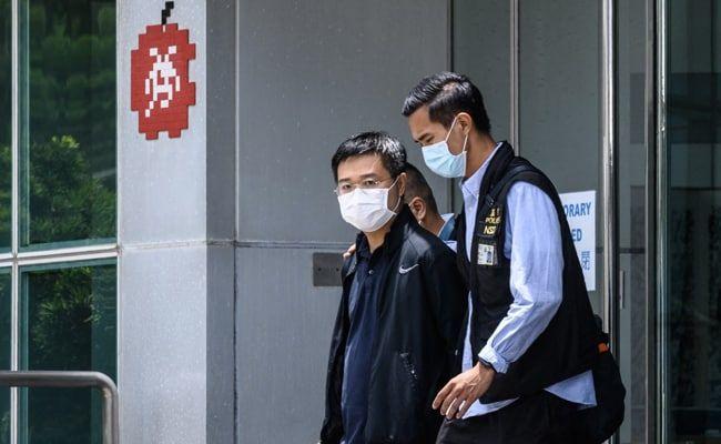 Apple Daily Editor Ryan Law, CEO Cheung Kim-hung Denied Bail In Hong Kong
