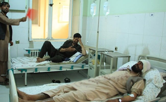 10 Mine-Clearing Workers Killed In Afghanistan Gun Attack