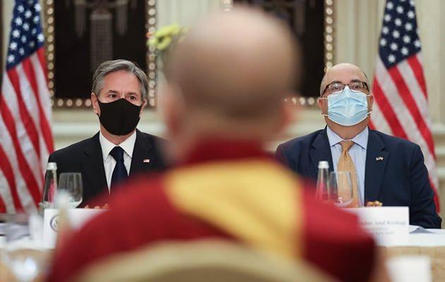 Antony Blinken's Meeting With Dalai Lama Representatives Angers China