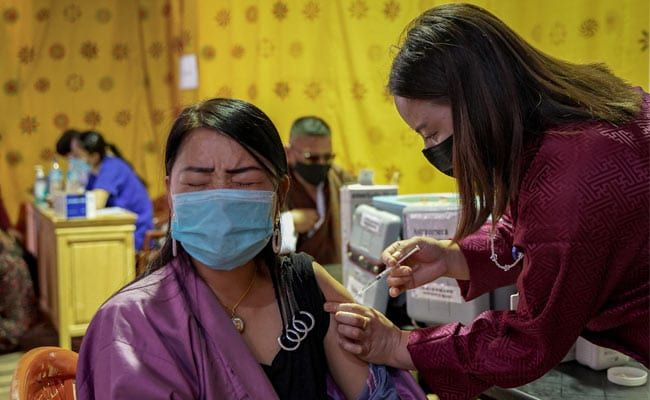 Bhutan Vaccinates Most Of Its Population After Donations