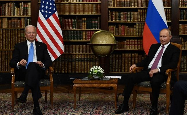 US, Russia Hold Nuclear Talks In Geneva After Summit Push