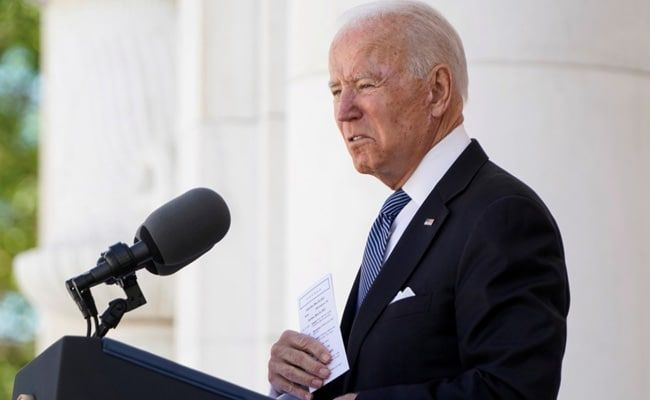 Huge Infrastructure Bill Backed By Biden Passes Key Hurdle