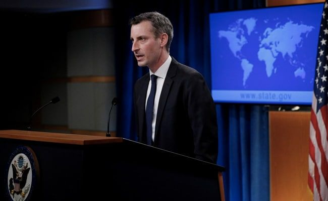 US Hopes To Discuss Dispute With 'Oldest Ally' France At UN Next Week