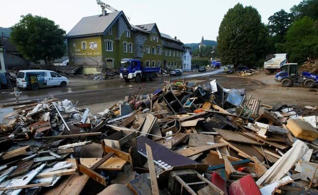 Germans Question Handling Of Floods As Hopes Of Finding Survivors Fade