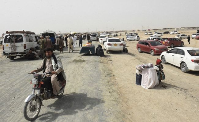 United Nations Security Council To Discuss Afghanistan Crisis