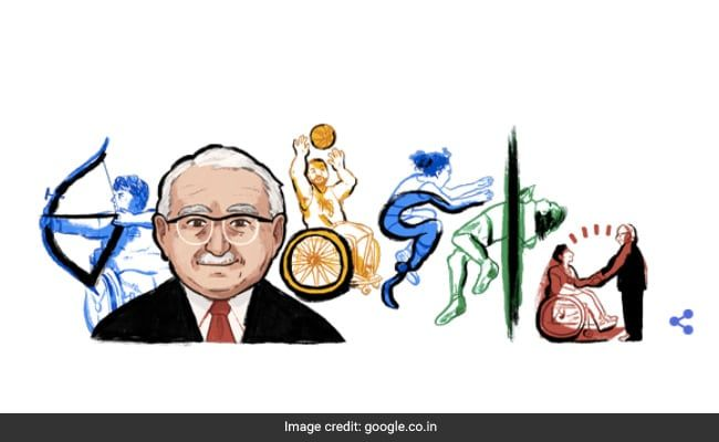 Google Doodle Honours Ludwig Guttmann, Who Founded Paralympic Movement