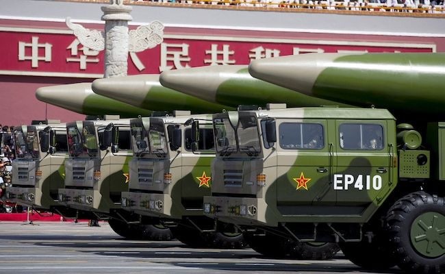 Caught Between China And US, Asian Countries Stockpile Powerful New Missiles