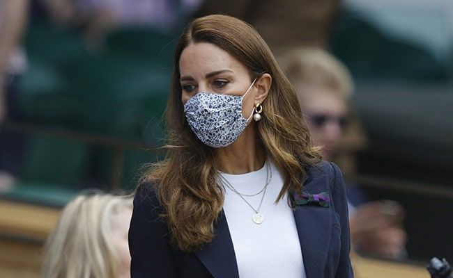 Duchess Of Cambridge Kate Self-Isolating After COVID-19 Contact: Royals