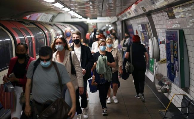 UK Set To Lift Facemask, Social Distancing Rules On July 19