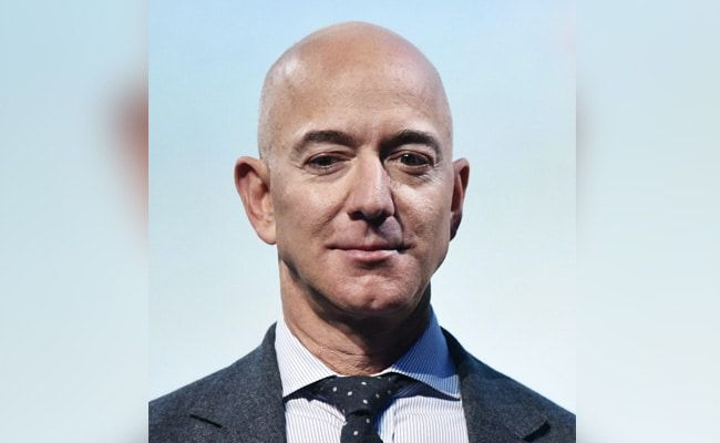 Jeff Bezos Hits Wealth Record Of $211 Billion After Pentagon Move