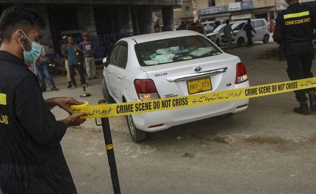 Chinese National Shot, Injured In Gun Attack In Pakistan's Karachi