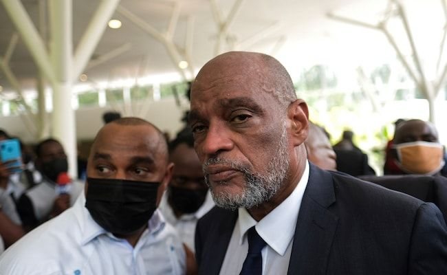 'Time For Unity And Stability': Haiti Appoints New PM Ariel Henry