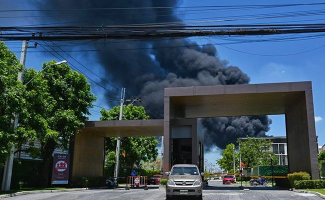 One Dead, 27 Injured From Bangkok Factory Explosion