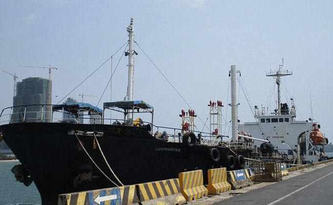 US Seizes Tanker Used To Deliver Oil To North Korea