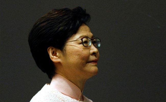 'Ideologies' Pose Security Risk: Hong Kong Leader Seeks Monitoring Teens