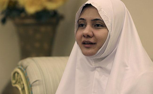 In Mecca, Women Set Off On Hajj As 'Guardian' Rule Cast Aside