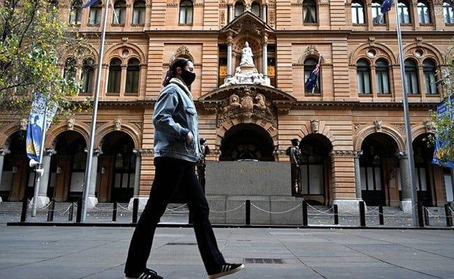 Australia's Victoria Records Near-Record Covid Surge As Curbs Set To Ease