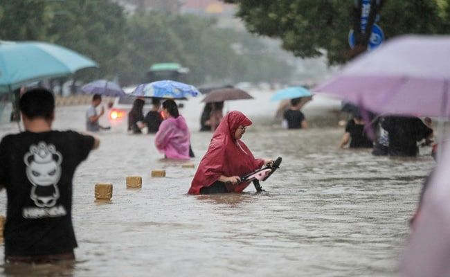 16 Killed In Central China Flood; Situation 'Extremely Severe'