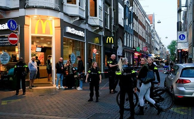 Dutch Crime Reporter Injured In Amsterdam Shooting
