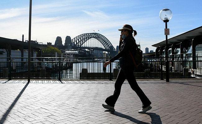 Sydney Extends Coronavirus Lockdown As Delta Cluster Grows
