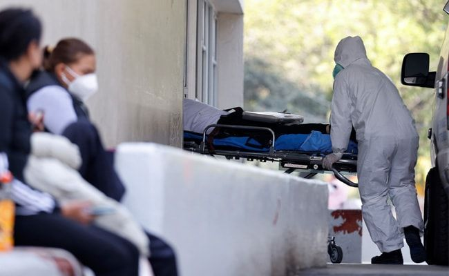 Mexico's Covid Deaths Could Be 60% Higher Than Official Count