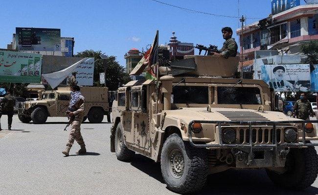 Taliban Capture Key Northern Afghan City Of Kunduz