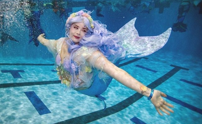 Part Of Our World: 'Mermaids' Mingle At US Convention