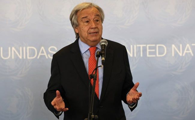 UN Chief Calls Meeting Of Permanent Security Council Members To Discuss Afghanistan