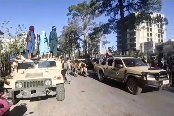 Taliban Tame The 'Lion Of Herat', Capture His Afghan City