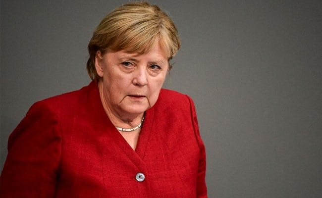 Angela Merkel's Party Narrowly Loses To Rivals In Germany Election
