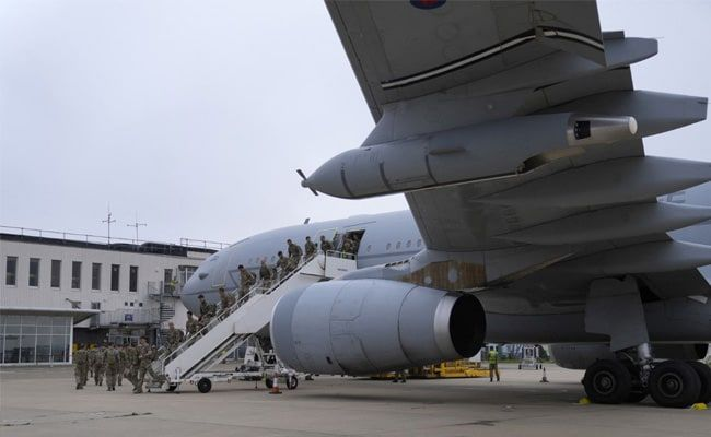Britain Says Its Final Civilian Flights Will Soon Leave Afghanistan