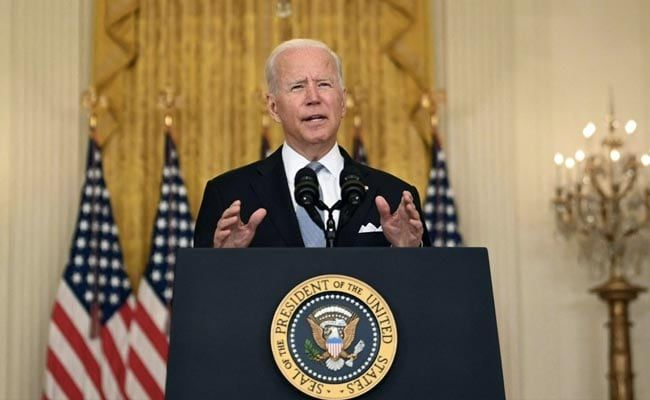 US 'On Pace' To End Afghan Mission By August 31: Joe Biden To G7