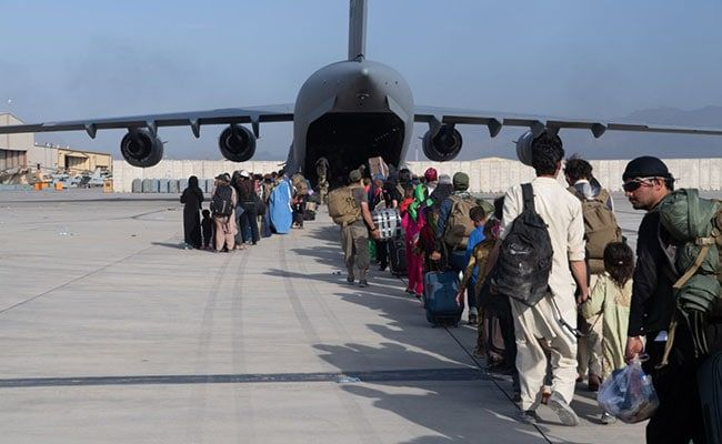 For Pilots, Evacuations From Kabul A Flight Like No Other