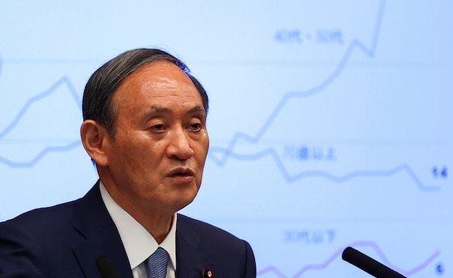 Japan PM Yoshihide Suga Apologises For Skipping Parts Of Hiroshima Bomb Anniversary Speech