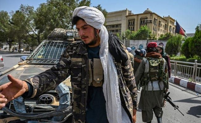 Taliban Legitimacy, Support Will Need To Be 'Earned', Says US