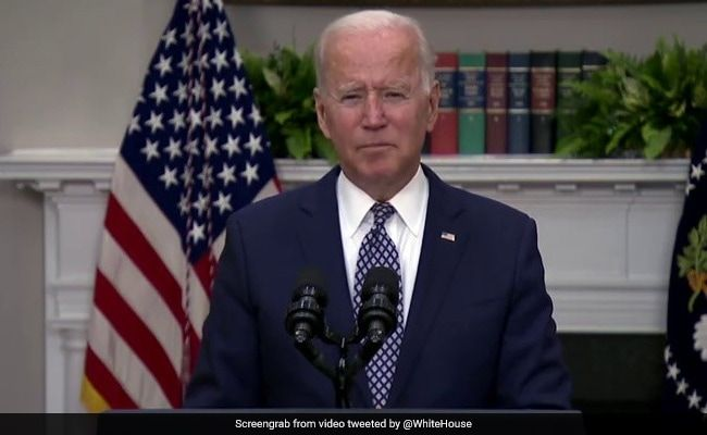 'We Are Not Done With You,' Joe Biden Warns Afghanistan's ISIS-K Terrorists