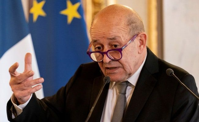 Taliban Lying, No Relationship With Their Government: France