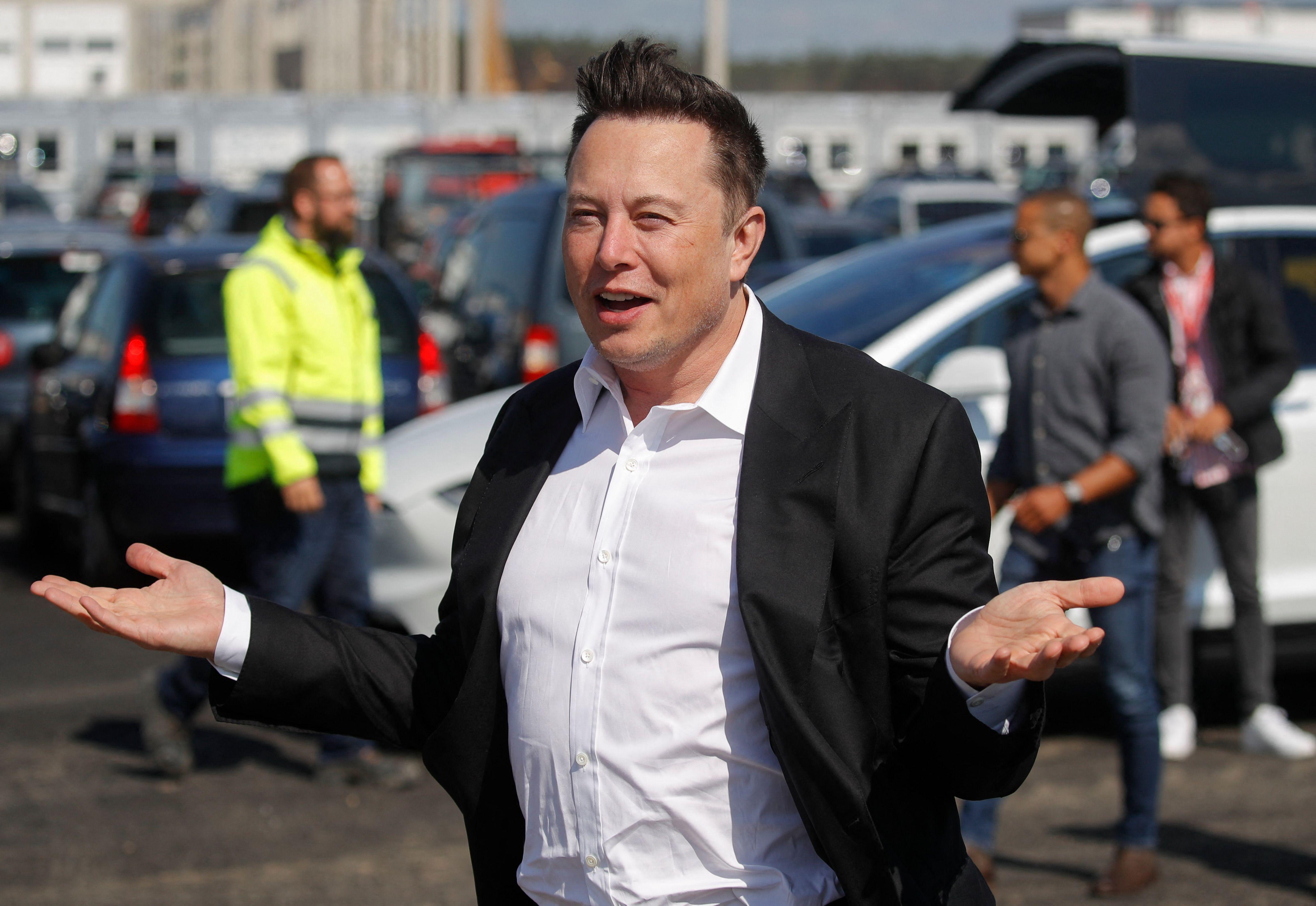 Tesla Says CEO Elon Musk's 2020 Compensation Was Nil