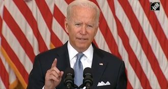 Joe Biden Remarks On Afghanistan Delayed By 4.5 Hours: White House