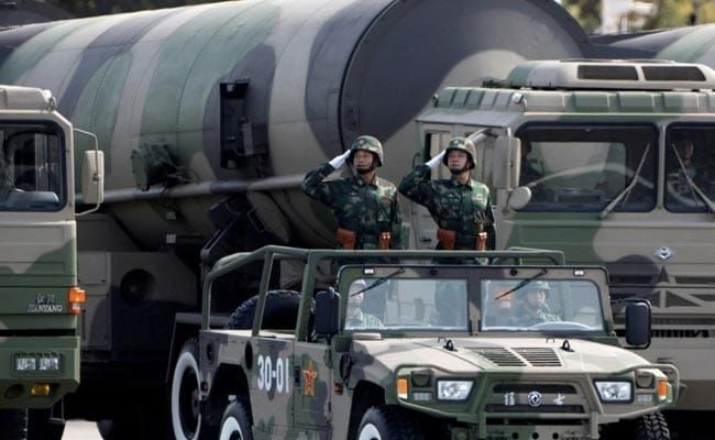 China Will Soon Surpass Russia As A Nuclear Threat: US Military Official