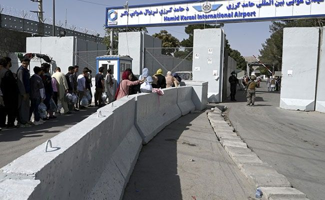Repairs Needed At Kabul Airport Before Civilian Flights Can Begin: Turkey