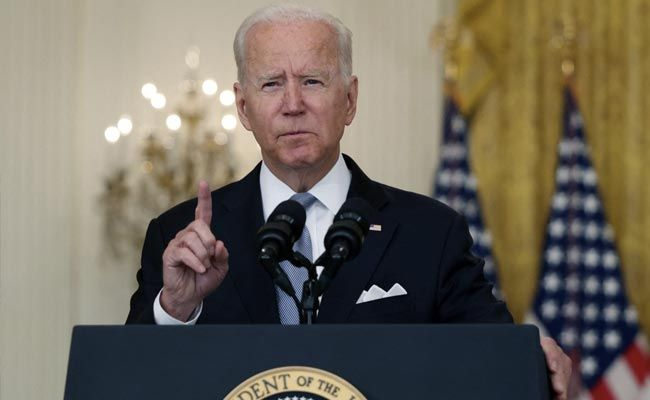 Will Address Nation On Tuesday Over Final US Exit From Afghanistan: Joe Biden
