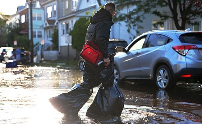 New Yorkers Resume Life Following 'Unbelievable' Rainfall That Killed 8