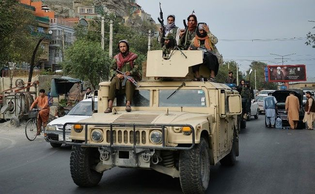 Taliban Parade To Show Off Plundered US Military Equipment