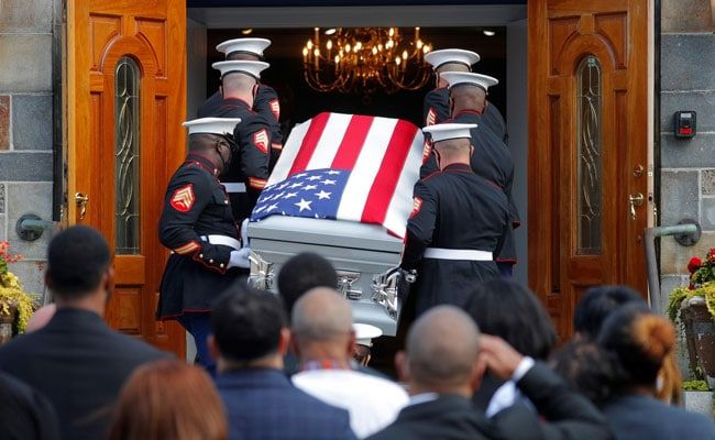 20 Years After 9/11, One Of Last US Marines Killed In Afghanistan Comes Home