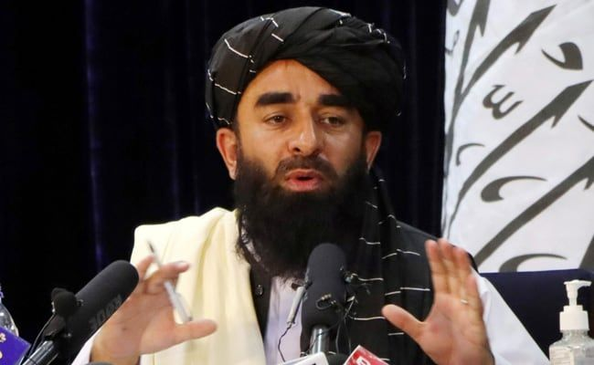 'Lived In Kabul Right Under Everyone's Nose': Taliban Spokesman Mocks US