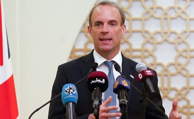 'Need To Engage With Taliban But...': UK Foreign Minister During Qatar Visit