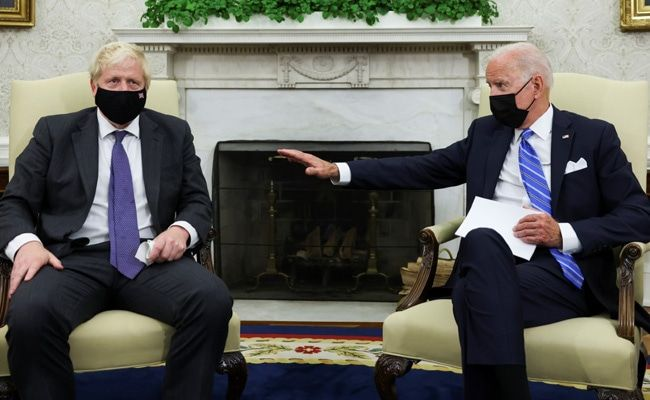 From Climate Change To Train Travel: What Joe Biden-Boris Johnson Discussed