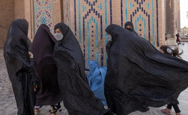 Taliban Says Afghan Girls To Return To Schools 'As Soon As Possible'